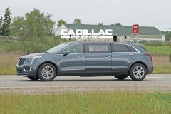 Cadillac-XT5-Limo-Prototype-Spy-Shots-September-2020-Exterior-005