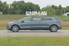 Cadillac-XT5-Limo-Prototype-Spy-Shots-September-2020-Exterior-006