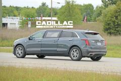 Cadillac-XT5-Limo-Prototype-Spy-Shots-September-2020-Exterior-008