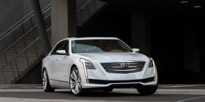 Cadillac CT6 Sales Total 634 Units In January 2017