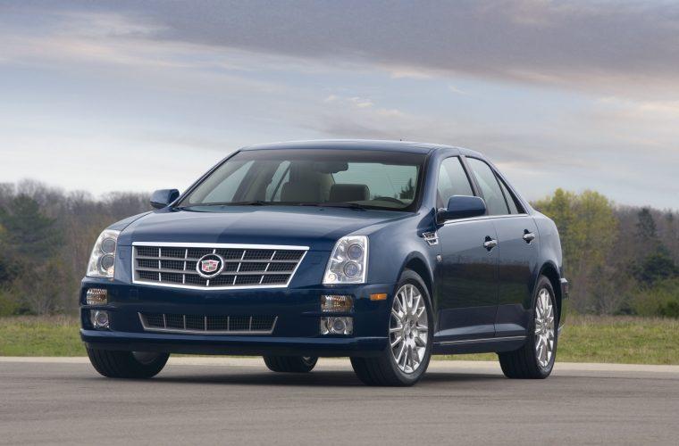 Cadillac STS Sales