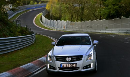 Cadillac ATS Global Sales Results For February 2018
