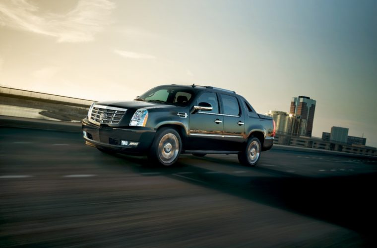 Cadillac Escalade EXT Sales
