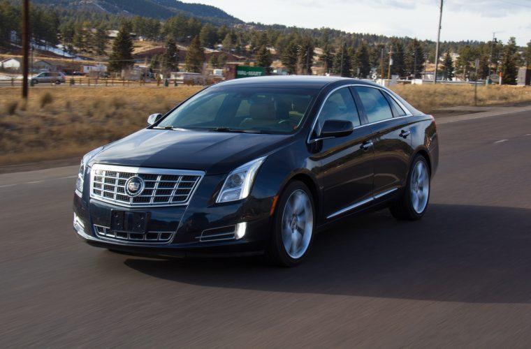 Cadillac XTS Sales