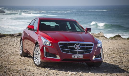 Cadillac CTS Sales Increase 2.6 Percent In Q2 2018