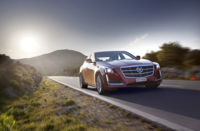 2014-2015 Cadillac CTS V-Sport Recalled Over Axle Roll Pins
