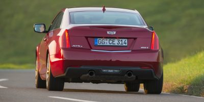 Right-Hand Drive Markets 'Very Much Part' Of Cadillac's Future