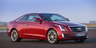 2019 Cadillac ATS Coupe: Three Fewer Colors, Discontinuation Of Manual Transmission