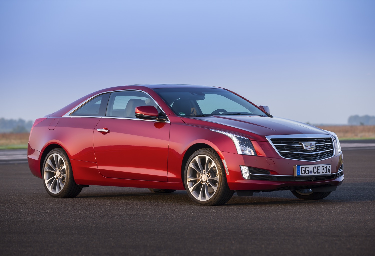 2019 Cadillac Ats Coupe Four Fewer Colors One Less Transmission