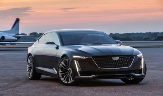 Cadillac Brings Escala Concept To 2017 Canadian Auto Show In Toronto