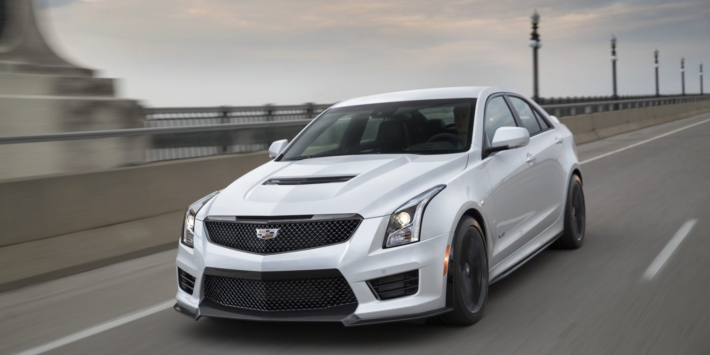 Cadillac To Discontinue ATS Sedan For 2019 Model Year