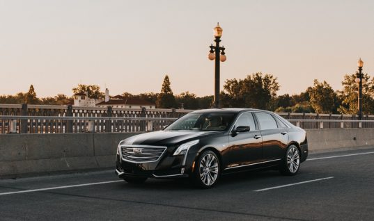 New Cadillac Feature Makes Finding Parking A Breeze