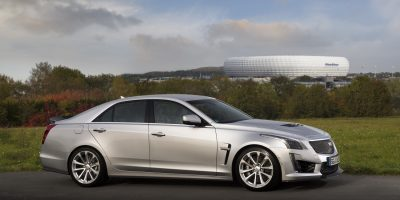 Cadillac European Operations And Customers Will Not Be Impacted By GM's Sale Of Opel-Vauxhall Division