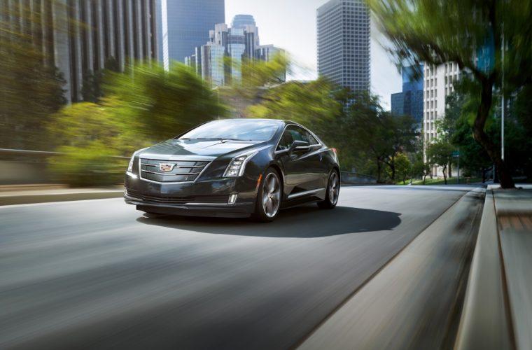 Cadillac ELR Sales