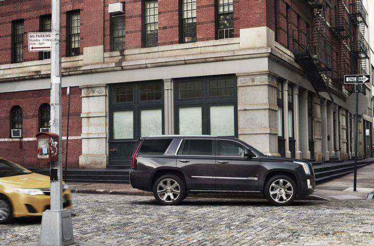 Cadillac Escalade Sales (Regular Length)