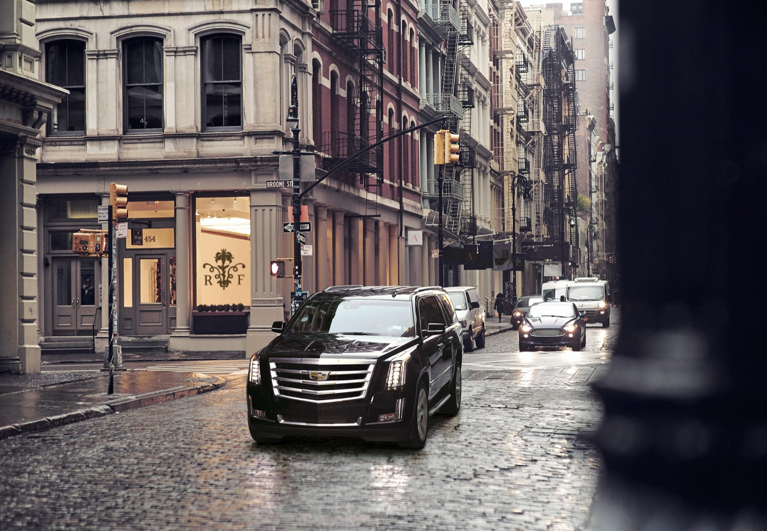 2019 Cadillac Escalade New Colors Sport Package More