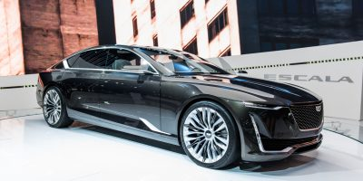 Cadillac Escala Approved For Production