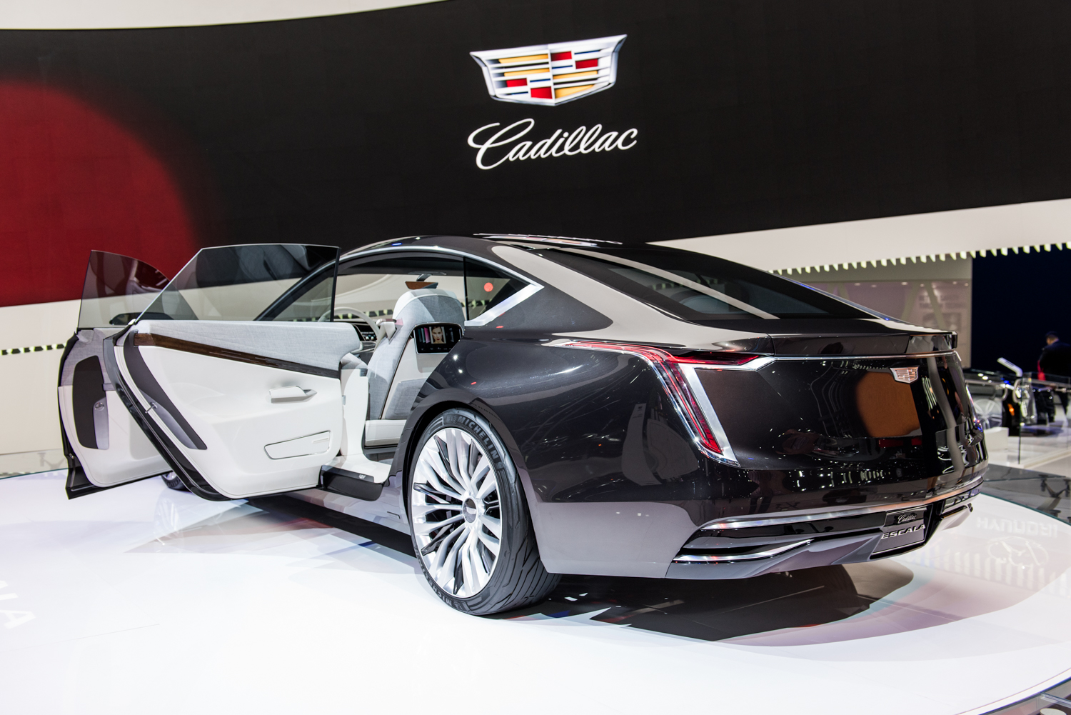 Upcoming Cadillac Flagship Could Be An EV Launching In 2021