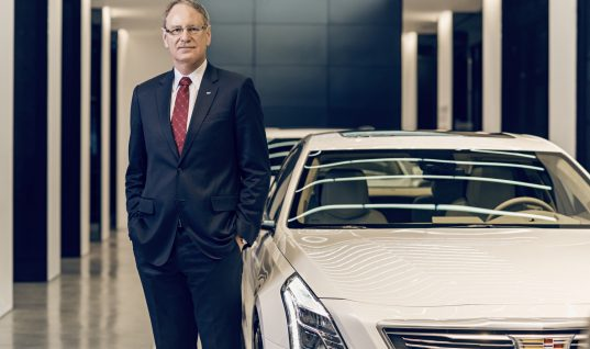 Breaking: Johan de Nysschen Suddenly Leaves Cadillac