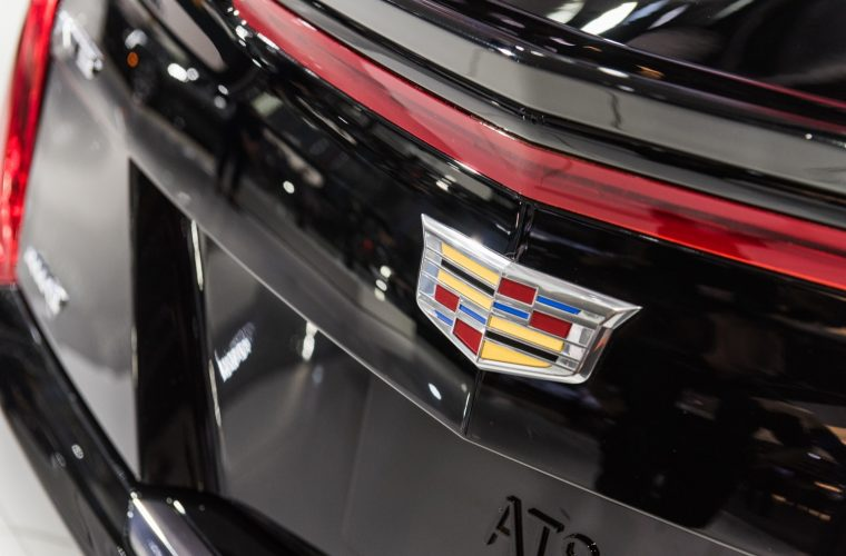 Cadillac Canada Sales Decrease 8.9 Percent To 1,104 Units In March 2018