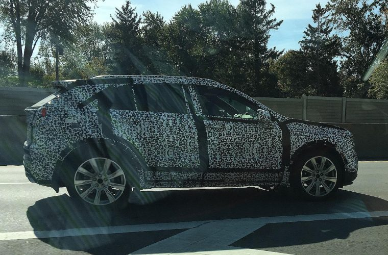 2019 Cadillac XT4 Ditches Cladding In Latest Round Of Spy Shots