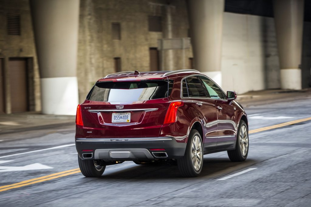 Cadillac XT4 To Feature Hidden Rear Wiper