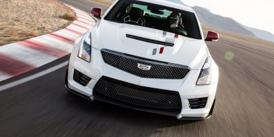2018 ATS-V Championship Edition Celebrates Cadillac's 2017 IMSA Triumph