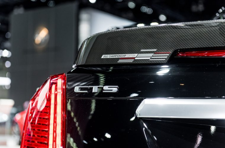 2019 Cadillac CTS-V: Two Deleted Colors, Two New Colors & More