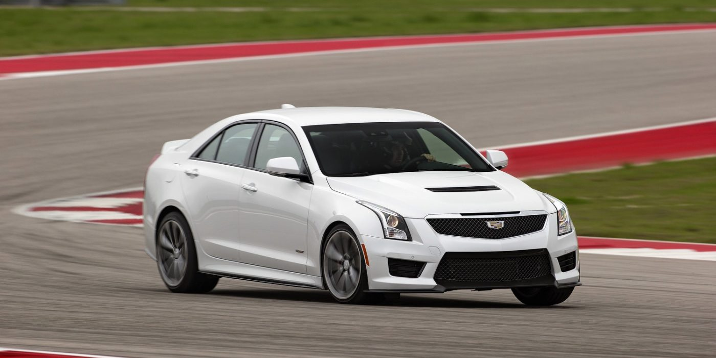 Why The Cadillac ATS-V Uses A Twin-Turbo V6 Over A Naturally-Aspirated V8