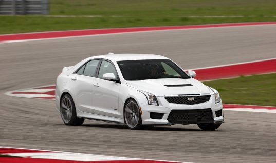 Why The Cadillac ATS-V Uses A Twin-Turbo V6 Over A Naturally-Aspirated V8