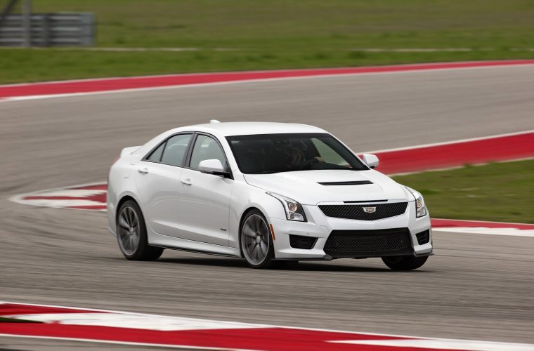 Here's How Many Cadillac V-Series Owners Run Their Cars On The Track