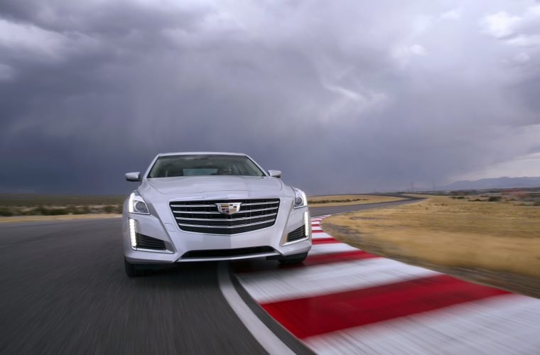 Cadillac CTS Global Sales Results For February 2018