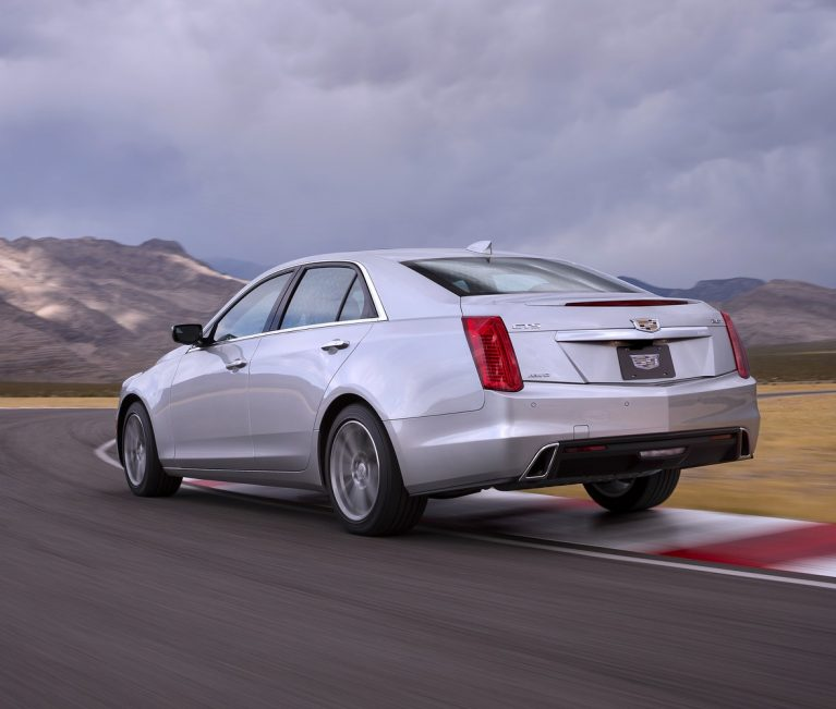 2019 Cadillac CTS: Three Fewer Exterior Colors And Less Features