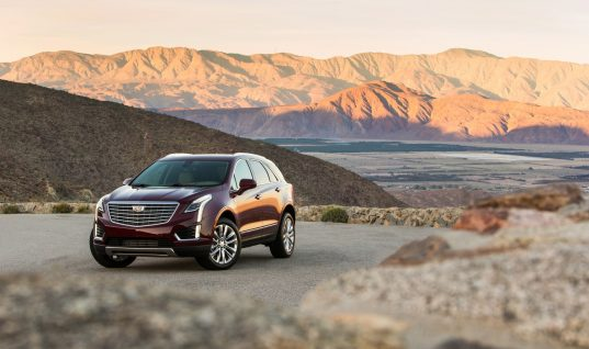 Cadillac XT5 Sales Increase 4.3 Percent To 17,045Units In Q2 2018