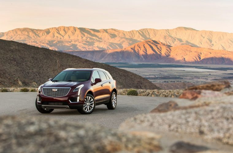 Cadillac XT5 Sales Increase 4.3 Percent To 17,045 Units In Q2 2018