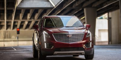 2019 Cadillac XT5: New Colors, Standard Active Safety Features & More