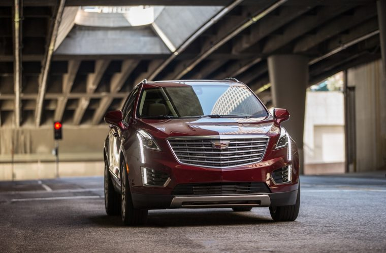2019 Cadillac Xt5 New Colors Standard Active Safety Features More