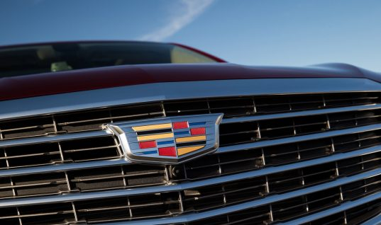 Cadillac Canada Sales Decrease 4.9 Percent To 1,213 Units In August 2018