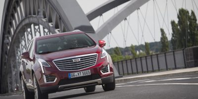 Cadillac Sets New European Sales Record In 2017