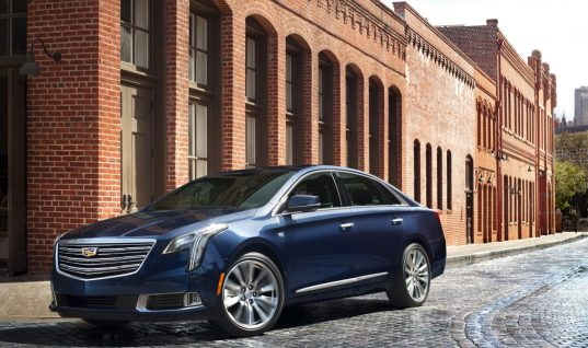2019 Cadillac XTS Updated With Improved Wireless Phone Charging System