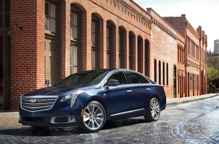 2019 Cadillac XTS Gets Updated Wireless Phone Charging System