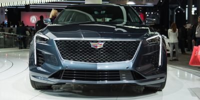 Cadillac Introduces Second-Gen Rear Camera Mirror