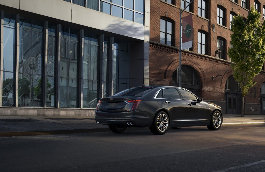 Opportunely That Day Is Finally Here Meet The Updated 2019 Cadillac Ct6 Which Features Updates To Exterior Interior In Vehicle Technology