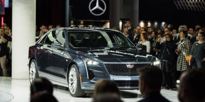 Cadillac Just Renamed The CT6 V-Sport To CT6-V