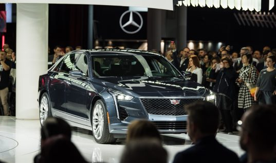 Cadillac CT6-V To Soon Begin Shipping To Dealers: Exclusive