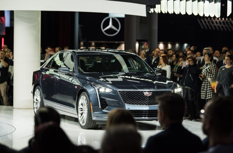 Cadillac Just Renamed The Ct6 V Sport To Ct6 V