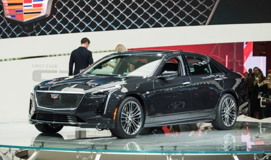 2019 Cadillac CT6-V Preorders Sell Out Within Minutes