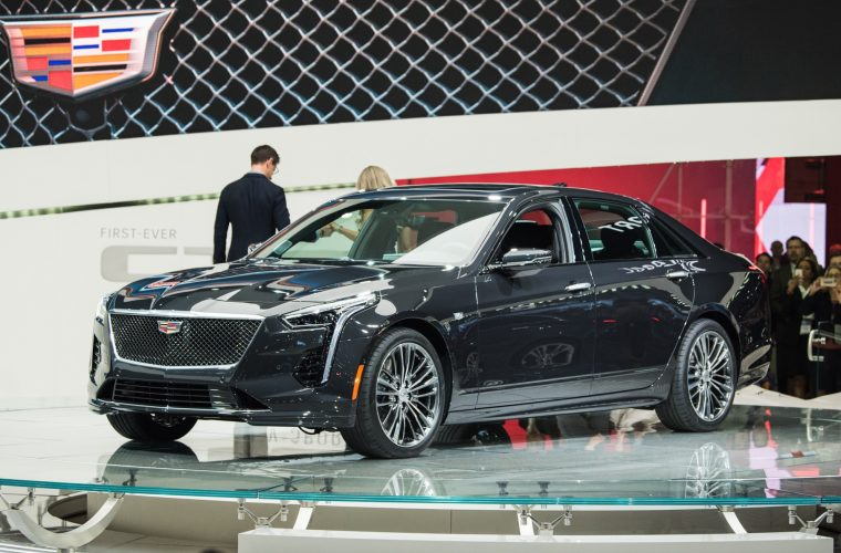 2019 Cadillac Ct6 To Be Available In 19 Configurations