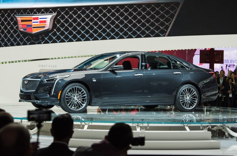 Cadillac Makes First Public Mention Of CT6-V