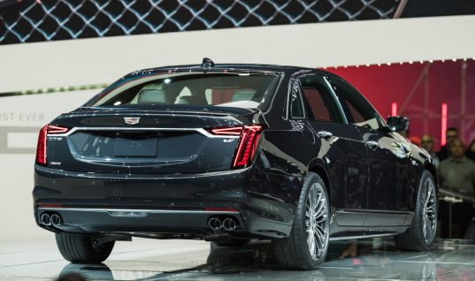 2019 Cadillac CT6 Engine Lineup Uncovered